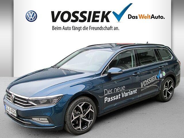 VW Passat Variant 2.0 TSI BMT Business 7-Gang DSG