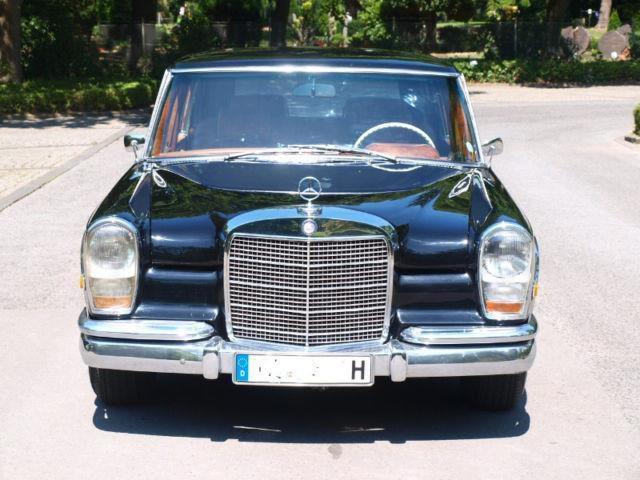 Mercedes-Benz 600 ( W 100 ) Baujahr 1966