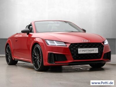 Audi TT Roadster 45 TFSi S-line competition LED