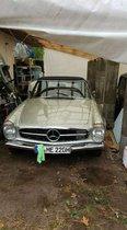 Mercedes-Benz 230 SL Pagode W113 Oldtimer