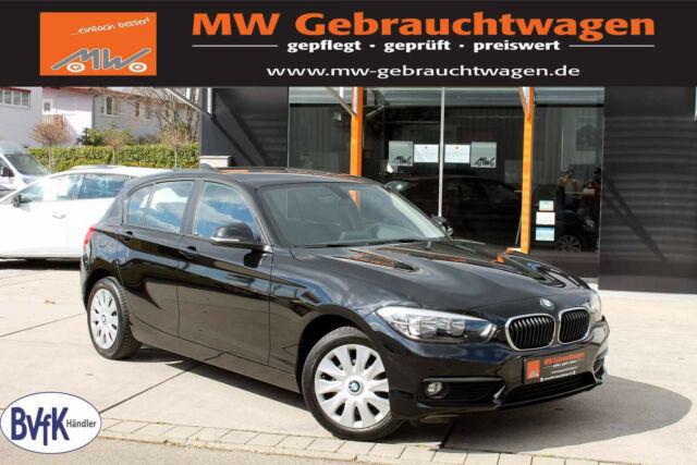 BMW 116i 5-Trg. Advantage //M Sitzheizung PDC BT GRA