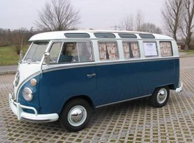 VW T1 Samba 21 Fenster