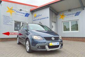 VW Golf Plus Cross 1.4 TSI -Klima-Sitzhzg.-Nebel...