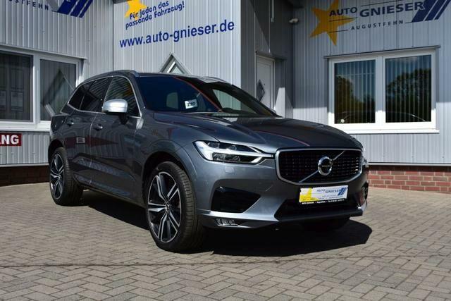 Volvo XC60 D5 R-Design -Navi-Klimatr.-LED-21Zoll-Sp...