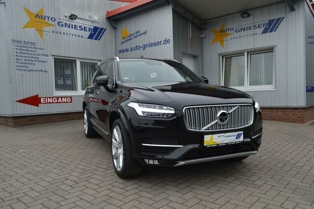 Volvo XC90 D5 AWD Gear. Inscrip.- 360°-Luftf.-B&W-L...