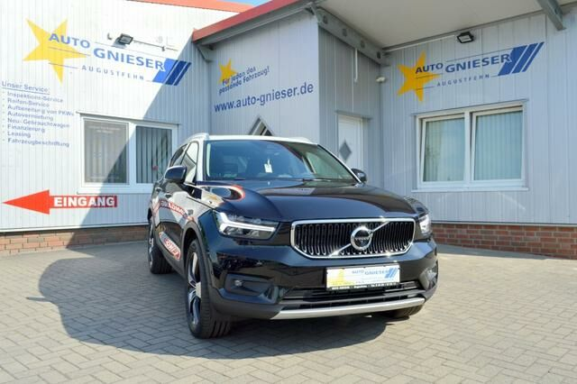 Volvo XC40 T4 AWD Geartronic Basis -ALU-NAVI-PDC-LE...