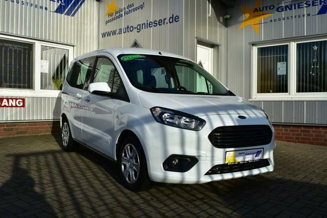 Ford Tourneo Courier 1.0 Trend -Klima-Navi-Tempoma...