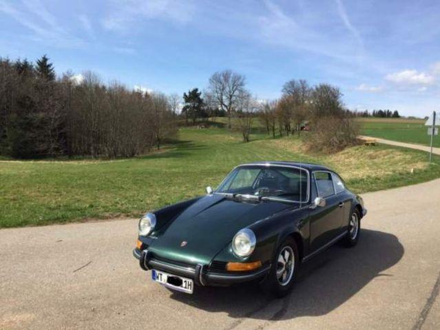 Used Porsche 911 2.2