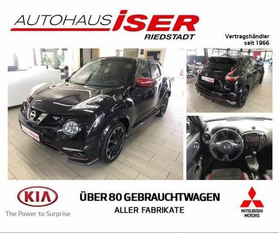 NISSAN Juke 1.6 DIG-T ALL-MODE 4x4i Xtronic Nismo RS