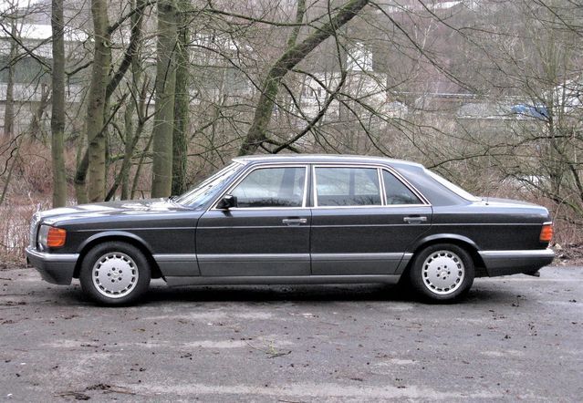 Mercedes-Benz 500 SEL W126 Oldtimer