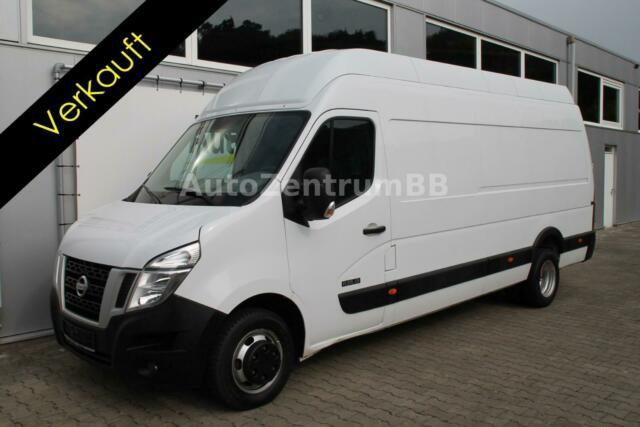 NISSAN NV400 Kastenwagen L4H3 3,5T COMFORT