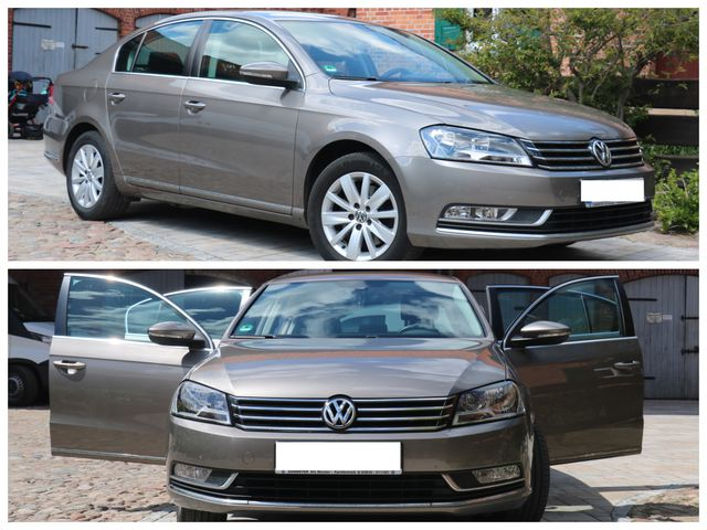 VW Passat Comfortline Blue Motion