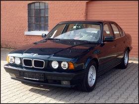 BMW 530i V8 E34 orig Km HU Servneu