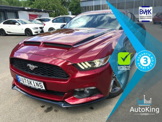 FORD Mustang 2.3 ECO BOOST COUPE |XENON|LEDER|MFL