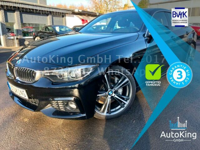BMW 440i Gran Coupe Aut. Sport Line| HUD|NAVI|LED|