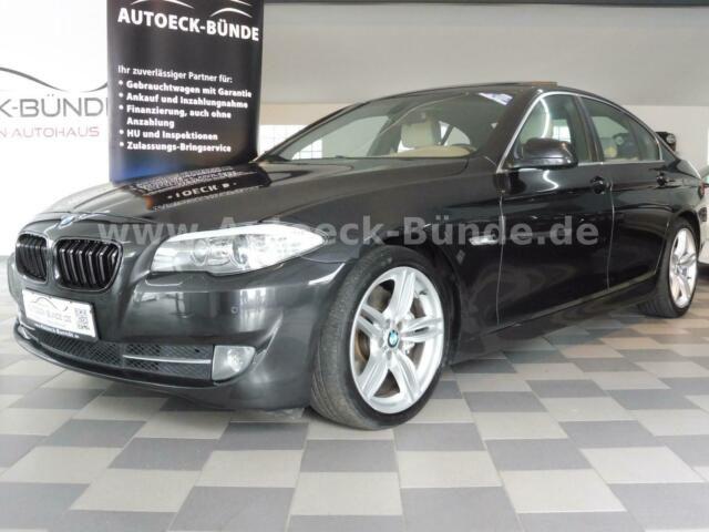 BMW 530d Aut/Leder/Schiebedach/Xenon/M