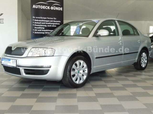 SKODA Superb Exclusive 2.0 TDI aus 1.Hand