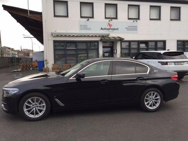 BMW Baureihe 5 Lim. 530e, NAVI, SSDE, PTS v+h, LEDER