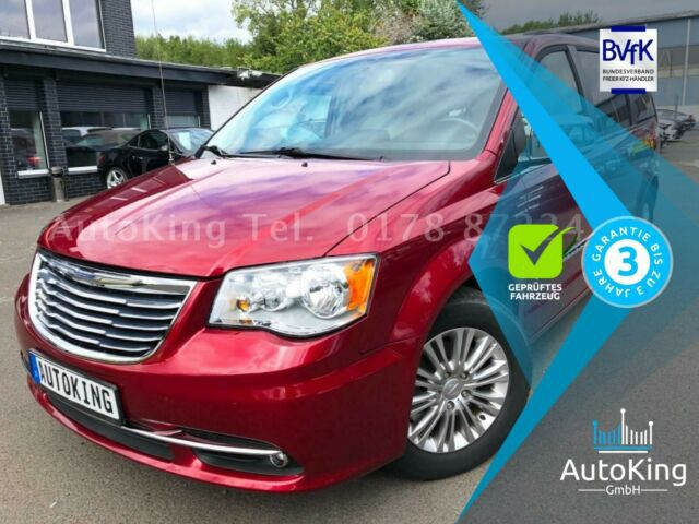 CHRYSLER  TOWN&COUNTRY LEDER|SITZHEIZUNG| LIMITED