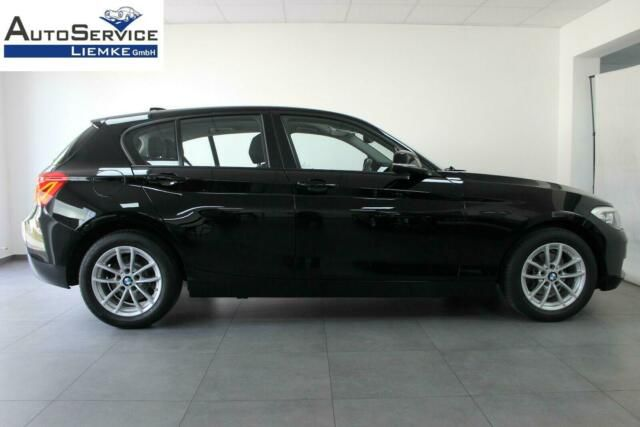 BMW 116i Advantage 109PS NAVI Bluetooth Sitzhzg. PDC