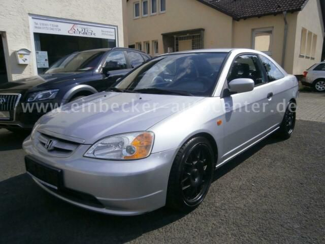 HONDA Civic Coupe 1.7 LS