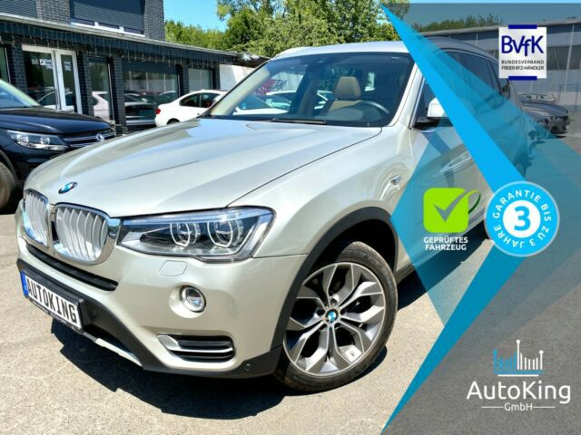 BMW Baureihe X3 xDrive28i X-Line| NAVI|HUD|BI-XENON|