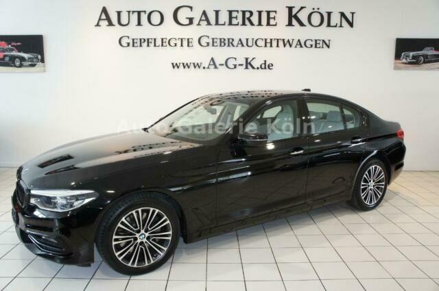 BMW 530d xDrive Aut. Sport Line HUD/360°/Leder/Navi