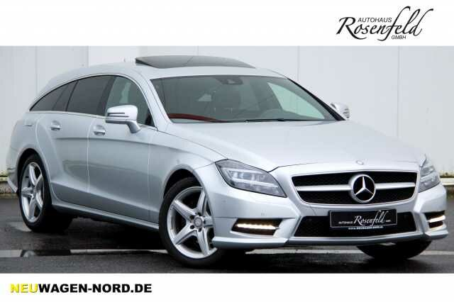 MERCEDES-BENZ CLS 250 CDI Airmatic+Comand+AMG Syling+Kamera+TOP!!!
