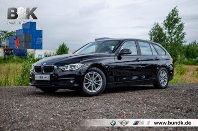 BMW 318i Touring Advantage Navi,HUD,PDC,SHZ,LED