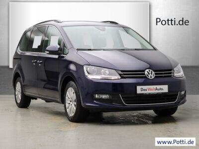 Volkswagen Sharan DSG 2,0 TDI BMT Comfortline 7-Sitzer Navi