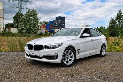 BMW 320d Gran Turismo monatl. 215,- Euro ohne Anz.
