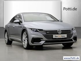 Volkswagen Arteon DSG 2,0 TDI 4M R-LINE DCC AHK LED Navi
