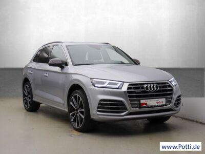 Audi Q5 3,0 TDi q. sport S-line AHK ACC LED NaviPlus