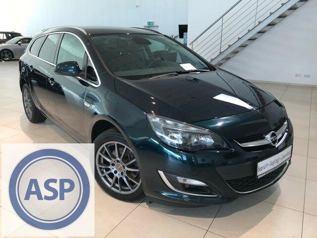 Opel Astra J 1.6 CDTI Exklusiv ecoFlex Start/Stop BLUETOOTH+FH+SH