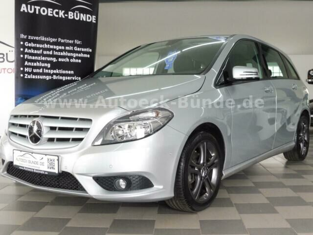 Used Mercedes Benz B-Class 180