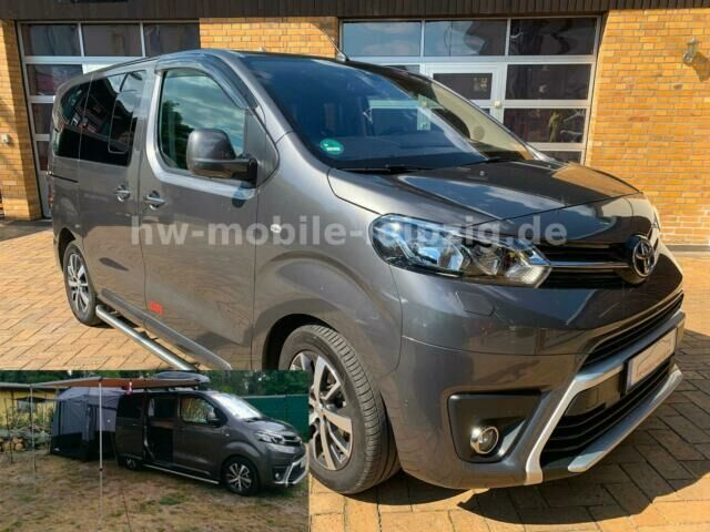 TOYOTA Proace Verso Compact Family Comfort Campervan