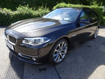 BMW 535d xDrive Luxury 19