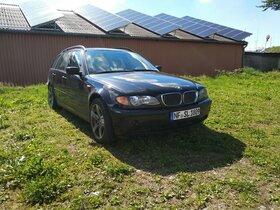 BMW 320d 346L Touring Kombi (Diesel)