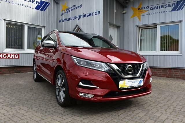 Nissan Qashqai 1.3 Tekna+ Dynamic -ProPilot-LED-Navi...