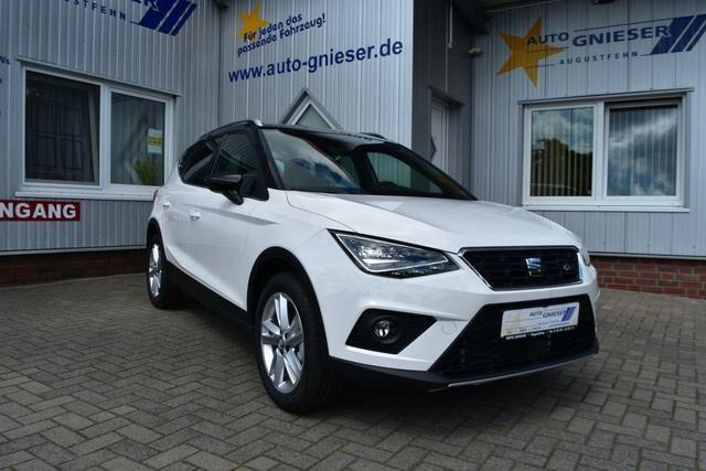 SEAT Arona FR 1.0 TSI -LED-Navi-ACC- 85 kW (116 PS...