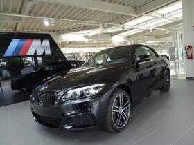 BMW 218i Cabrio - M-Sport + Haka + Aktion + direkt