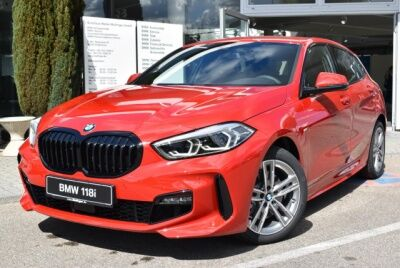 BMW 118i 5-T M Sport DrvAss.LiveCockProf.DAB HiFi 17