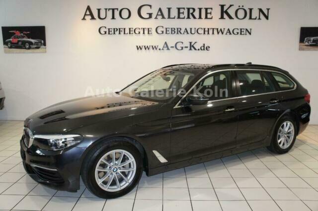 BMW 530d Touring Aut. NEU MOD. Navi/LED/Alu/Klmatr.