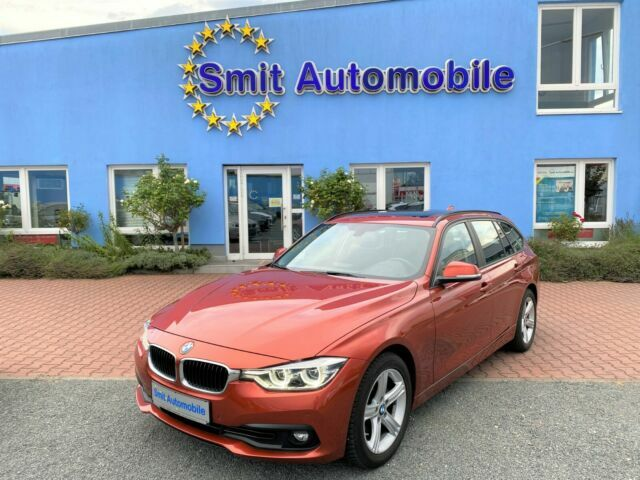 BMW 320d Touring Steptronic Advantage