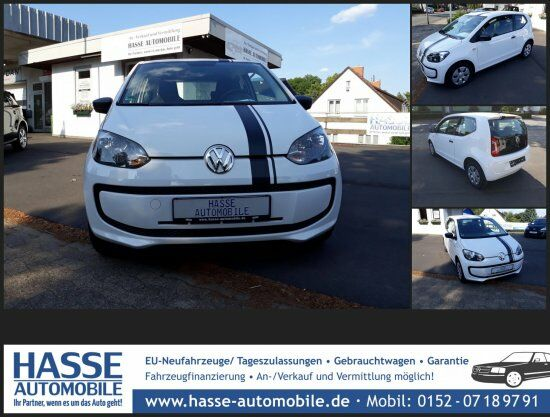 VW UP! 1.0 EU5 TAKE UP!