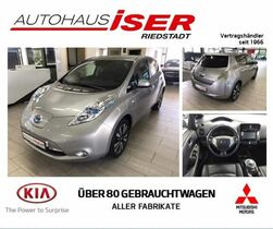 NISSAN Leaf 24 kWh (mit Batterie) Tekna