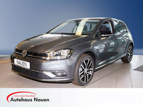 VW Golf VII 1.0 TSI IQ.Drive Navi ACC Rückfahrkamera BlindSpot Sitzheizung PDC LaneAssist
