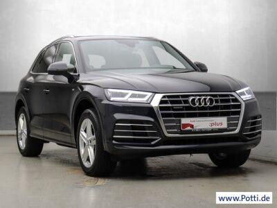 Audi Q5 2,0 TDi q. sport S-line Pano Navi Kamera LED