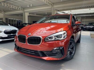 BMW 218d Active Tourer +SportLine+Adap.LED+SHZ+AHK+