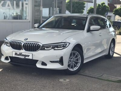 BMW 320d T.Sports.LiveProPano.Leder.Leas.o.Anz.375,-